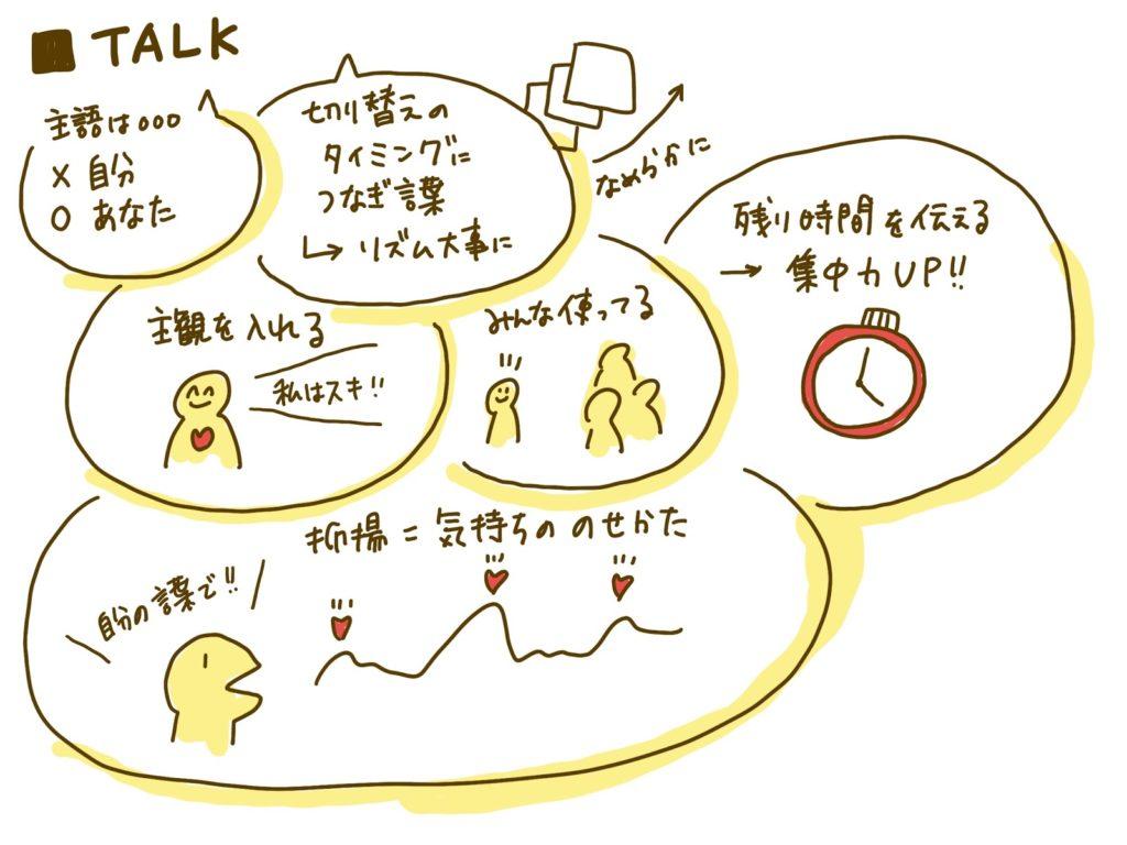 【プレゼン】話すときに気をつける9のポイント