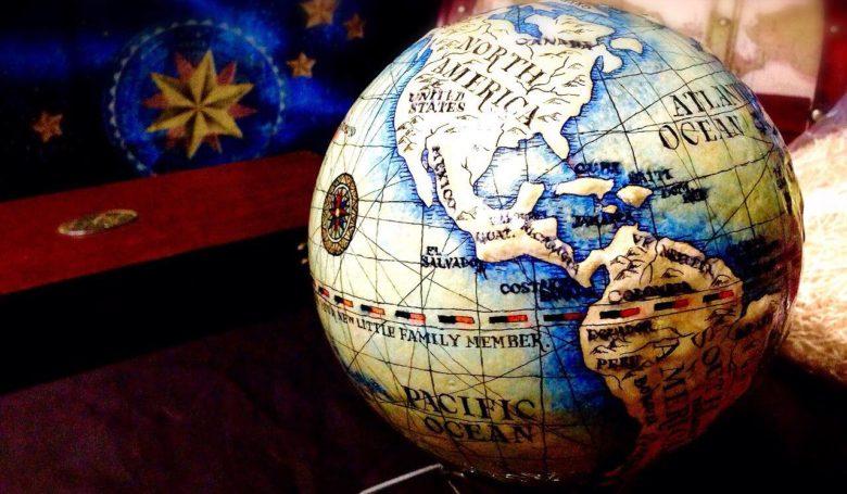MOVEDが地球儀作家・伊織の支援を通じて実現したいこととは