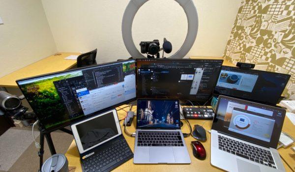 動画配信・ウェビナーの達人の配信環境とセッティングに関するQ&A